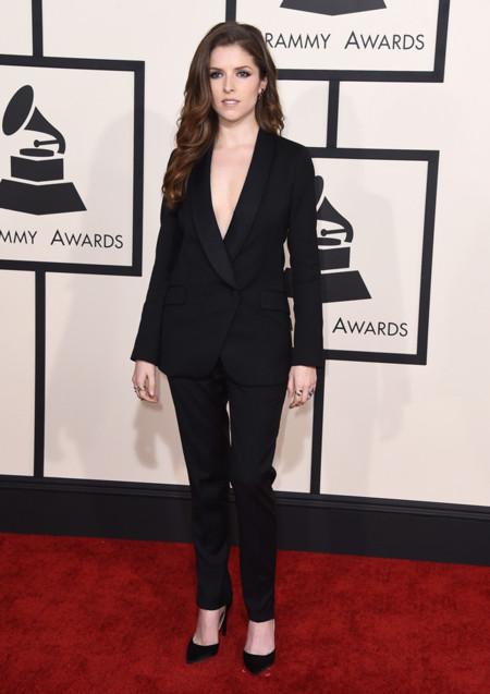 Anna Kendrick Grammy 2015