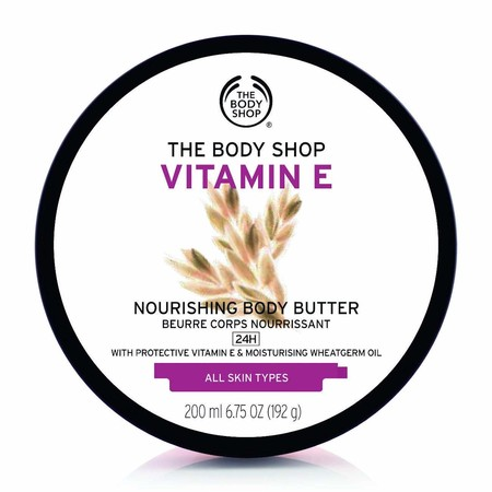 Manteca Corporal Vitamina E De The Body Shop