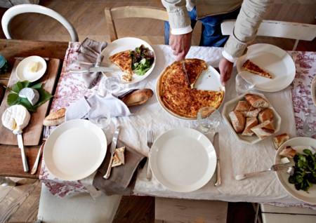 Vuelve lo natural, no sólo en tus recetas, también en la decoración de tu mesa