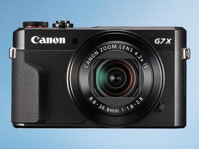 Canon lanza un SDK para poder usar su PowerShot G7 X Mark II en distintas soluciones profesionales