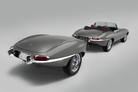 Jaguar Type E estirado