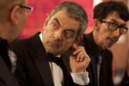 La vis cómica de Rowan Atkinson