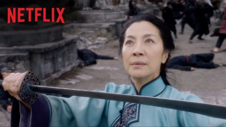 'Crouching Tiger, Hidden Dragon: Sword of Destiny', tráiler de la secuela de 'Tigre y dragón'