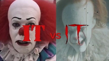 Este vídeo compara el tráiler de la nueva 'It (Eso)' con la miniserie, y sí, se parecen mucho