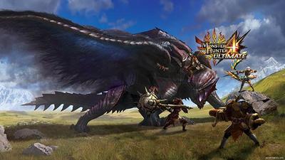 90 minutos de Monster Hunter 4 Ultimate