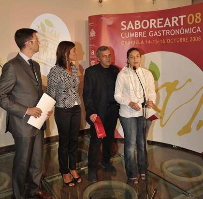Orihuela acoge la muestra de cocina Saboreart08