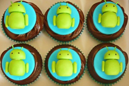 Android Cupcakes