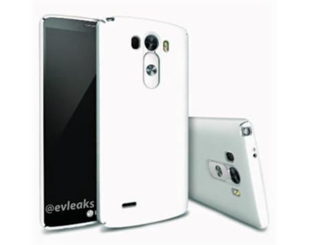 Nuevas imágenes del LG G3, en blanco o en negro