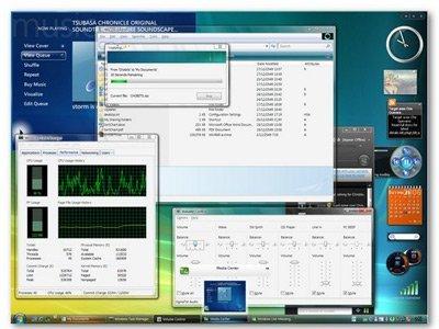 Vista Transformation Pack 6 para Windows XP y Windows 2003