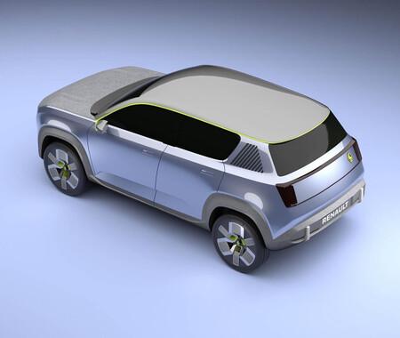 Renault 4L concept car