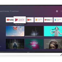 Sharp ofrecerá en Europa su nueva gama de televisores asequibles con resolución 4K basados en Android