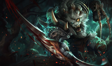 Rengar Splash 0
