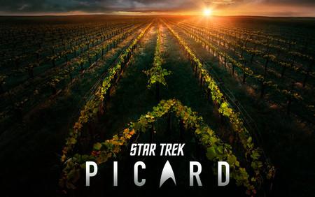 'Star Trek: Picard' nos muestra su primer teaser tráiler: el gran Capitán Jean-Luc Picard está de vuelta