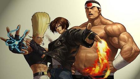Kyo, Benimaru y Goro llegan a Metal Slug Defense