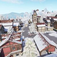 Desafío Fortnite: dónde conseguir el Fortbyte 68 que se encuentra en una librería de un pueblo nevado. Solución