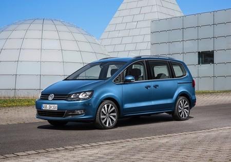 Volkswagen Sharan 2016 1600 01