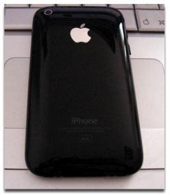 Rumor: foto espía de la parte trasera del iPhone 3G
