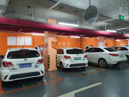 Didi Cargadores Electricos China