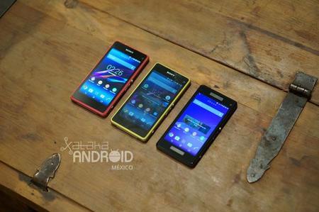 Sony Xperia Z1 Compact, lo mejor de Sony en 4.3 pulgadas