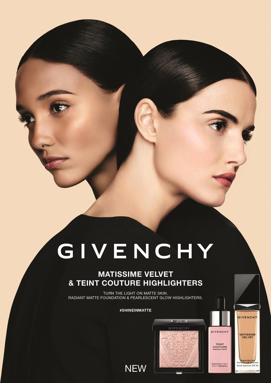 Las novedades de maquillaje de Givenchy harán que saques tu tarjeta de crédito a pasear