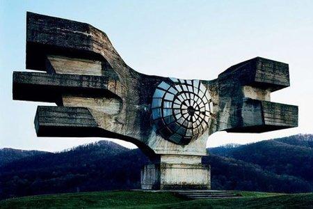 Spomenik, la yugoslavia más cósmica - escultura