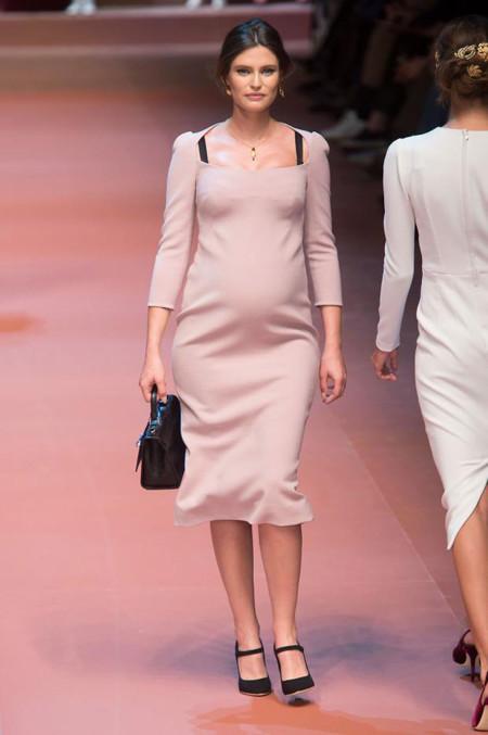 Dolce Gabbana Invierno 2015 2016 Bianca Balti