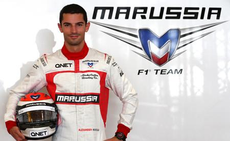 Alexander Rossi debutará en Spa-Francorchamps en el lugar de Max Chilton