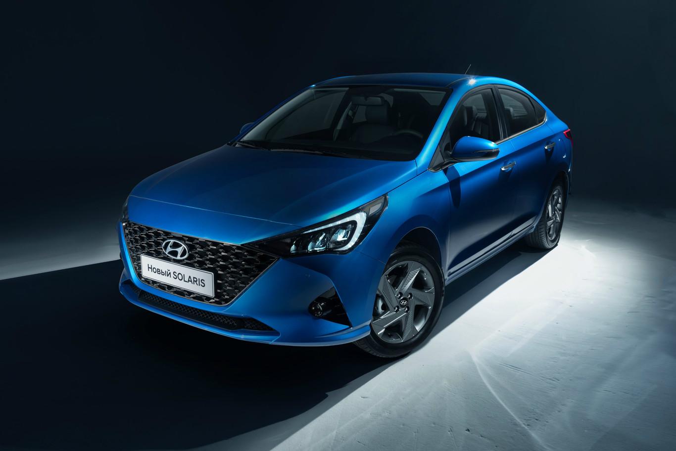 2021 Hyundai Accent Hatchback History