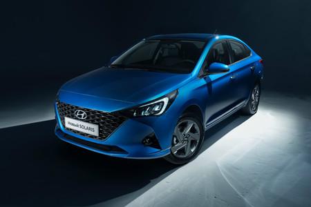 El Hyundai Accent 2021 estrena facelift en Rusia; en América será muy parecido