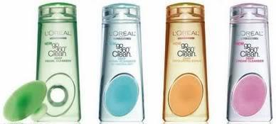 loreal go clean