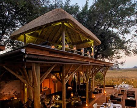 Xudum delta Lodge