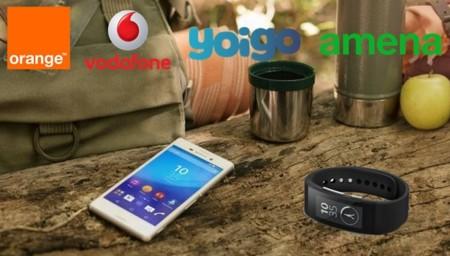 Sony Xperia M4 Aqua se estrena en Vodafone, Orange, Yoigo y Amena con regalos incluidos