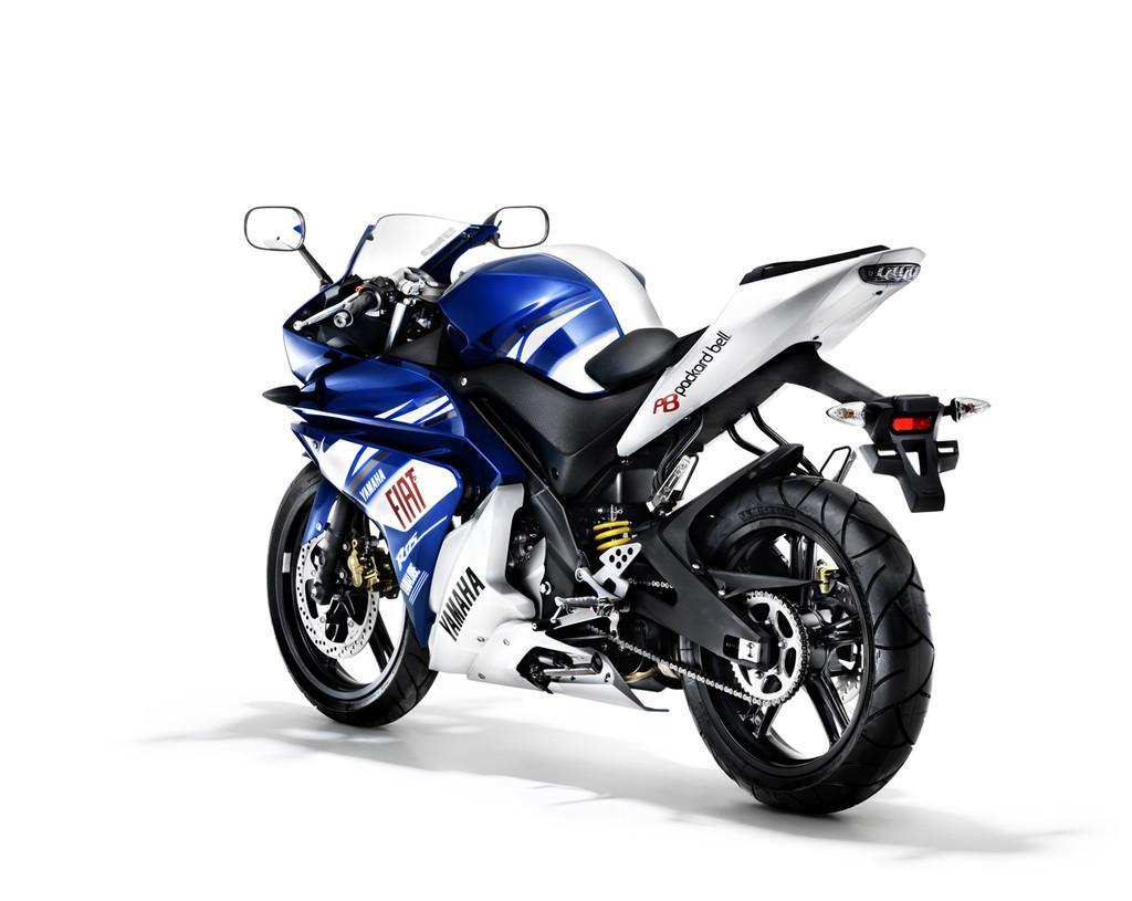 Foto de Yamaha YZF-R125 Rossi Réplica (4/19)