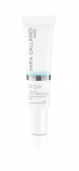 D 510 Gel Sos Anti Imperfections De Maria Galland 19eur 8ml