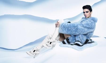 Kendall Jenner se corona como la reina Fendi en su nueva campaña Otoño-Invierno 2016/2017
