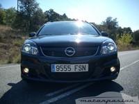 Prueba: Opel Vectra SW OPC