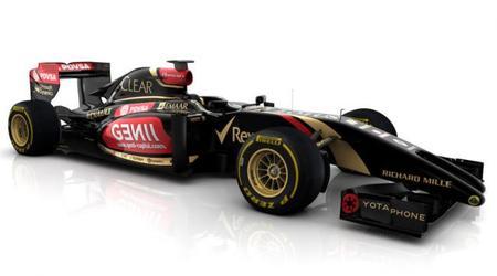 El Lotus E22 podría tener las respuestas que necesita Renault