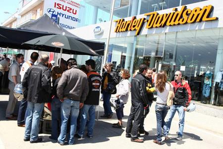 Los concesionarios Harley Davidson abiertos este fin de semana
