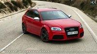 Audi RS3 Sportback, prueba (vídeo, valoración y ficha técnica)