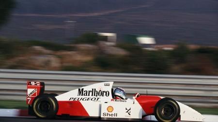 Hakkinen Mclaren F1 1994