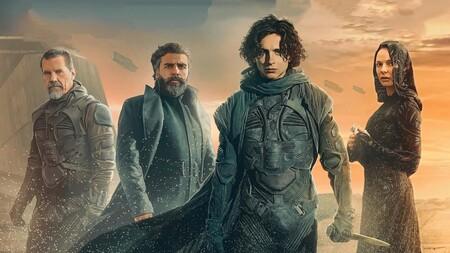 Estrenos de cine: la 'Dune' de Denis Villeneuve llega para plantar cara a 'Shang-Chi' por el dominio de la taquilla