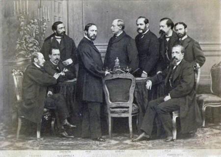 Gobierno 1869
