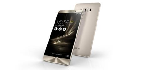 ASUS presenta el primer smartphone con el Snapdragon 821, el Zenfone 3 Deluxe