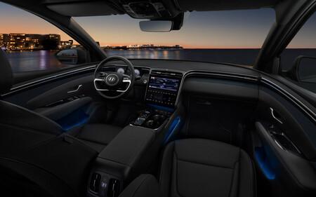 Hyundai Tucson Interior 1