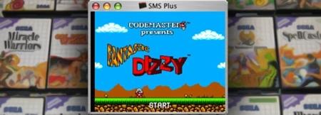 Sms Plus emulador Master System