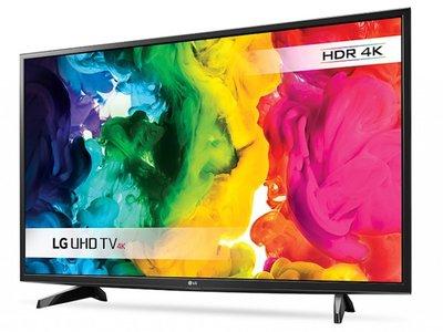 Superweekend de eBay: Smart TV LG 43UH610V, con resolución 4K, por 379 euros