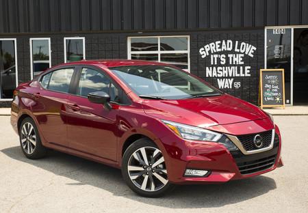 Nissan Versa 2020 14