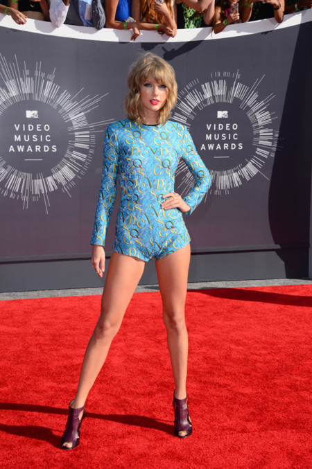 Taylor Swift de Mary Katrantzou