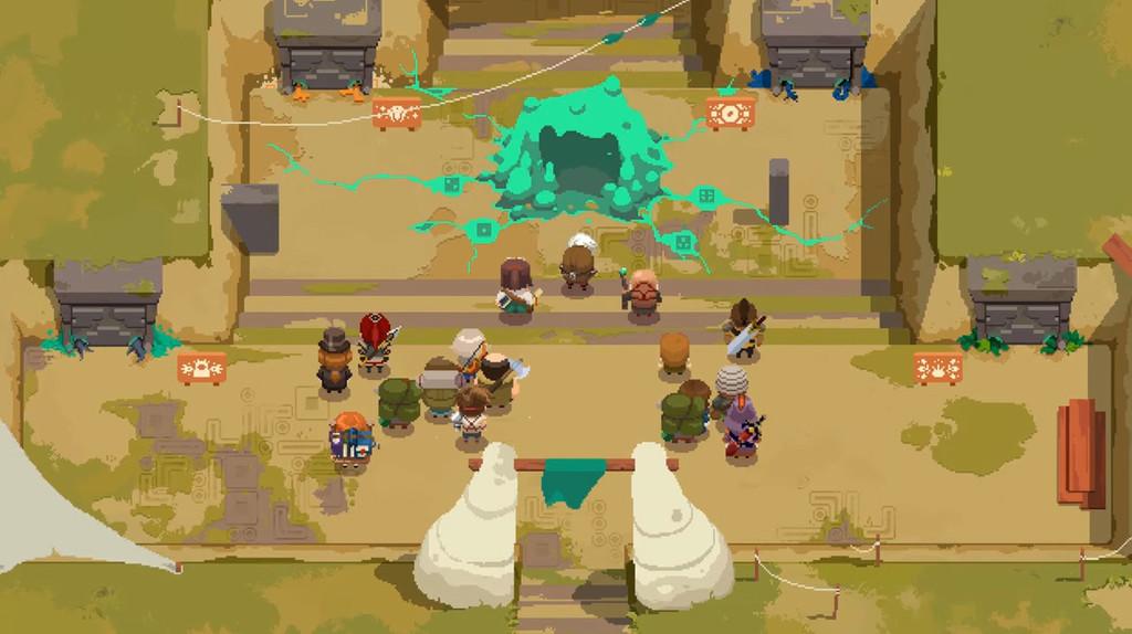 Between Dimensions será la expansión más grande de Moonlighter y se podrá descargar gratis la semana que viene en PC