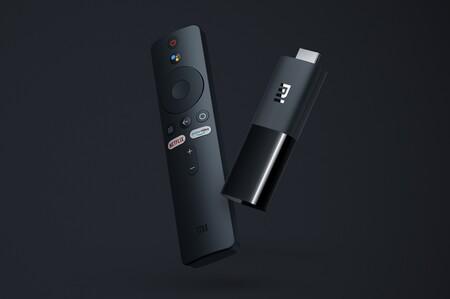 Mi TV Stick, el reproductor de Xiaomi que convierte tu tele en Smart TV, por 29,90 euros en los 8 Días de Oro de El Corte Inglés